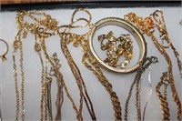 Gold-Tone Jewely Collection