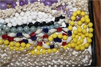 Beautiful Beaded and Shell Necklaces