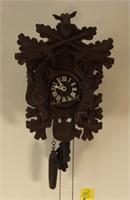 Wooden Cuckcoo Clock