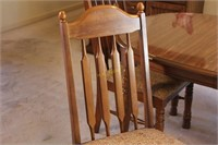 Dining Room Table with Four Chairs