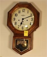 Pennsylvania House Regulator Wall Clock