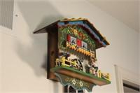 West Germany Cuckcoo Clock