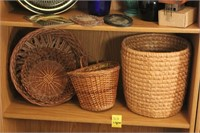 Bibles, Vases, Baskets, and More