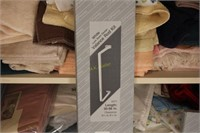 Blankets, Curtains, Valances, Towels, and More