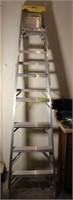 Werner 7ft Aluminum Step Ladder