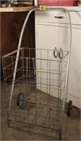Wire Basket Cart