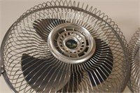 """Cool Time 9"""" Oscillating Fans"""
