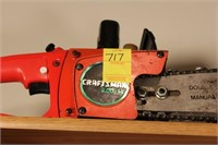 Craftsman Electric Chain Saw