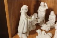 Avon Nativity Collectibles
