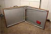 Folding Aluminum Table