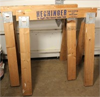 Pair of Hechinger Saw Horses