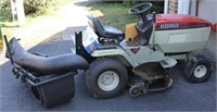 Hechinger Lawn Tractor with Bagger & Mulching Kit