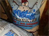 Bags of Ice Melt