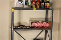 Metal Adjustable Shelving Units