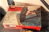 Craftsman Electric Stapler and Sabre Saw