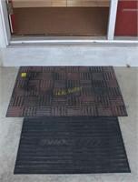 Welcome Mat and Floor Mats