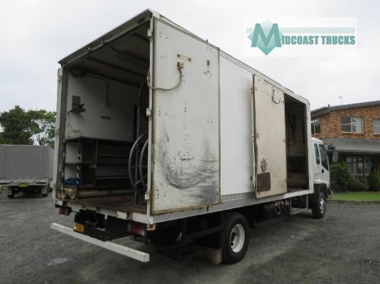 2007 Unknown Pantech Body Midcoast Trucks - Truck Bodies for Sale