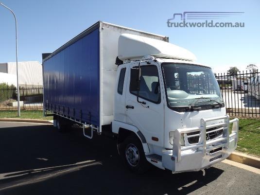 2010 Fuso Fighter 6 Trucks for Sale