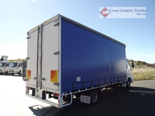 2010 Fuso Fighter 6 Cross Country Trucks Pty Ltd - Trucks for Sale