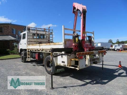 2009 Fassi other Midcoast Trucks - Cranes & Tailgates for Sale