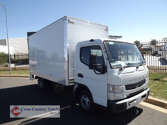 2013 Fuso Canter 515 Cross Country Trucks Pty Ltd - Trucks for Sale