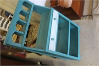Hanging Wooden Desk/Cabinet,24x10x45 tall