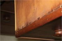 Antique Cherry Gentleman's Chest,44x22x48 tall