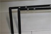 2 Metal Sign Frames,25x42 tall