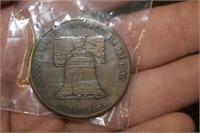 Oral Roberts Commemorative Coin