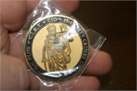 Tennessee Highway Patrol Commemorative Coin