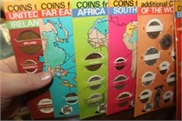 Lot of Foreign Coin Sets