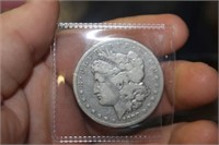 1878 CC Carson City Morgan Silver Dollar