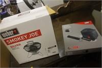 Weber Smokey Joe Grill and Bag