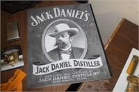 Jack Daniel's Metal Sign