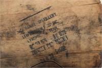 Jack Daniel's Barrel Top