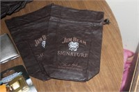 Two Jim Beam Signature Bags