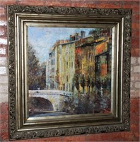 The Gallery in Old Town Online Auction