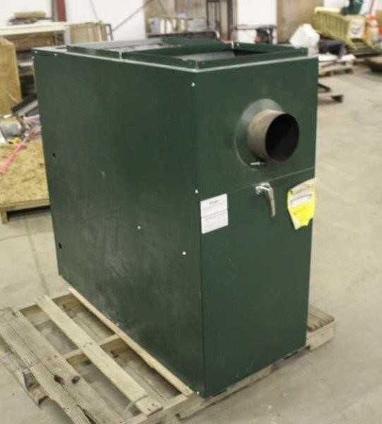 Williamson Thermo-Flo Oil Furnace, | Smith Sales LLC Smith Auctions