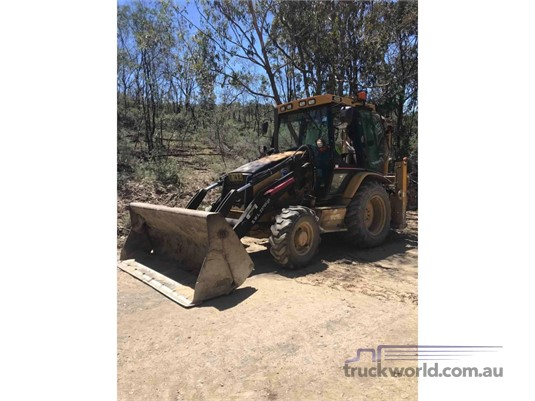 2005 Caterpillar 432D - Heavy Machinery for Sale