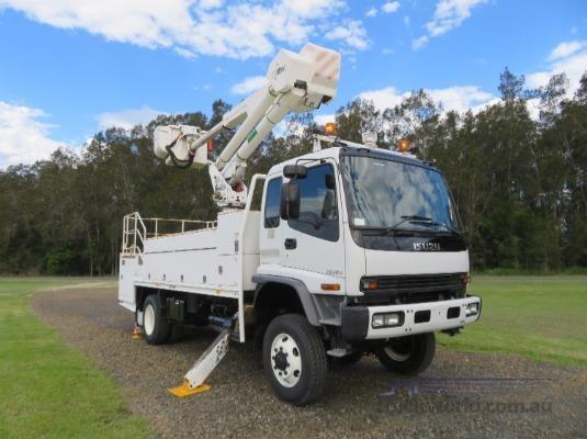 2006 Isuzu FTS 750 4x4 - Trucks for Sale
