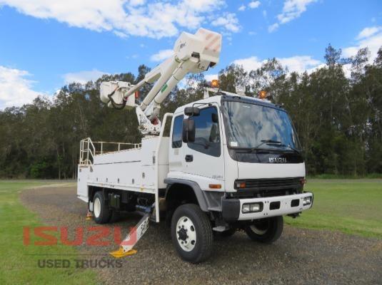 2006 Isuzu FTS 750 4x4 Used Isuzu Trucks - Trucks for Sale