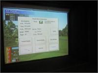 Golf Simulators Up for Auction