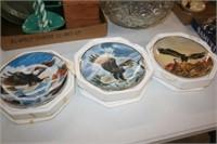 Franklin Mint Plates