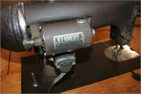 Nice Kenmore Sewing Machine in Cabinet