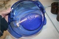 Archer Blue Pie Plates