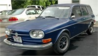 VW squareback Type 4 1971