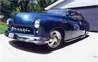 1949 Mercury Full Custom Hard Top