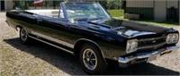 1968 GTX Convt Tribute. Rotisserie Restoration 2009 - Nut & Bolt Complete. Texas Car. 2300 mi since resto.
