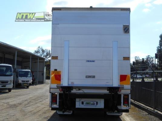 2012 Isuzu FTR 900 National Truck Wholesalers Pty Ltd - Trucks for Sale