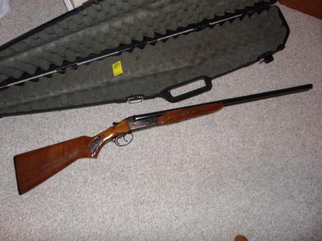 Savage Fox B-series 16 gauge double barrel shotgun | HiBid